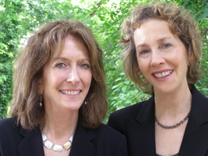 Beth Weinstock and Jane Shure